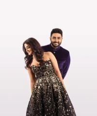 Aishwarya Rai Bachchan and Abhishek Bachchan