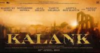 Kalank movie poster