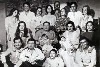 Raj Kapoor and Family