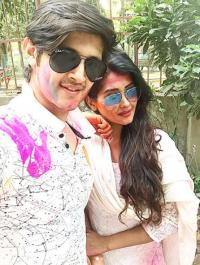 Kanchi Singh and Rohan Mehra