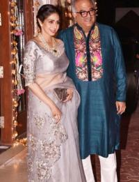 Boney Kapoor and Sridevi Kapoor