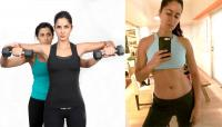 Bollywood Actresses Gym Outfits