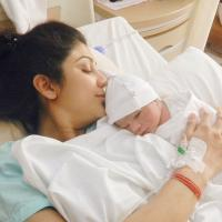 Shilpa Shetty And Son Viaan