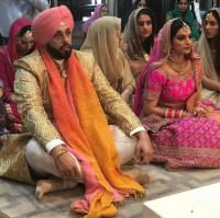 Bollywood And Television Celeb Couples Who Had A Gurdwara Wedding