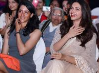 Deepika and Anisha