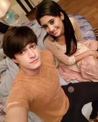 All Is Not Well Between Shivangi Joshi And Mohsin Khan