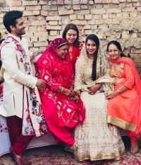 Dipika Kakar and Shoaib Ibrahim Family