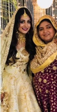 Dipika Kakar with her mother-in-law