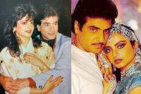 Rekha And Jeetendra