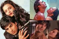 Rekha and Akshay Kumar