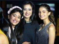 Shweta and Shivangi And Palak