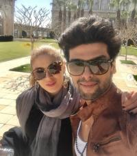Kushal Tandon And Elena Boeva