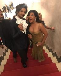 Richa Chadha and Ali Faisal