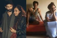 Shahid Kapoor and Family
