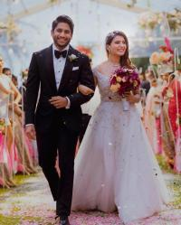 Naga Chaitanya and Samantha Ruth Prabhu