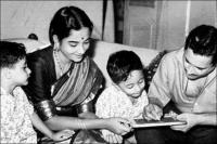 Guru and Geeta Dutt'love story