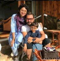 Aamir Khan Family