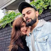 Virat Kohli Dedicates His Century To Anushka Sharma Kisses Wedding Ring