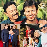 Suresh Oberoi and Yashodhara Oberoi and Vivek Oberoi