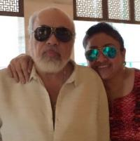 Bindiya Goswami and JP Dutta
