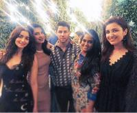 Pics And Videos From Priyanka Chopra And Nick Jonas Engagement Party