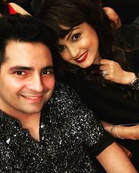 Karan Mehra Family Picture On His 36th Birthday