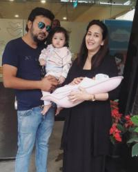 Chahatt Khanna Invites Farhan Mirza On Daughter Second Birthday