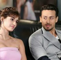 Tiger Shroff On Disha Patani Controversy Of Hrithik Roshan Flirting With Her