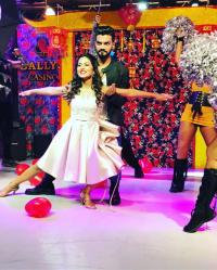 Hina Khan And Rocky Jaiswal Love Story
