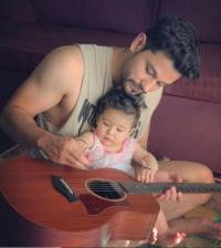Inaaya Naumi Kemmu First Birthday