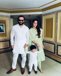 saif, taimur and akreena