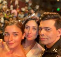 karan, alia and kareena