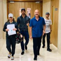 Rakesh Roshan gets discharged