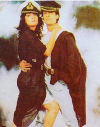 Sangeeta and Salman