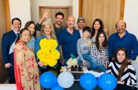 Hrithik shares first pic of father Rakesh Roshan from hospital