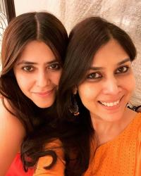 Sakshi Tanwar and Ekta Kapoor