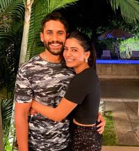 Samantha Akkineni and Naga Chaitanya