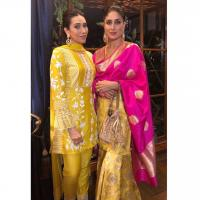 Karisma Kapoor and Kareena Kapoor