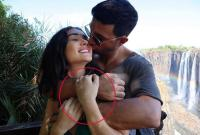 Amy Jackson engaged