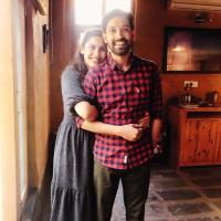 Vikrant Massey and Sheetal Thakur