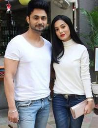 Amrita Rao and Anmol