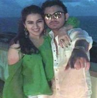 Sara and Veer throwback pic