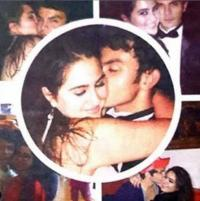 Sara and Veer throwback pics