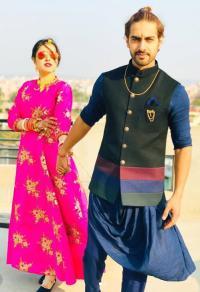 Sheena and Rohit Post Wedding