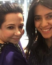 Ekta Kapoor Wishes Her 'Boss' Shobha Kapoor On Her Birthday