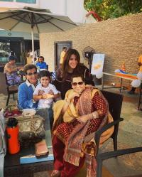 Tusshar Kapoor Wishes Mom, Shobha Kapoor On Her Birthday