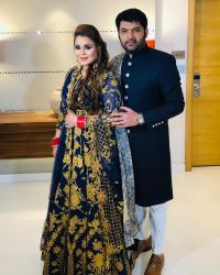 Kapil Sharma And Ginni Chatrath To Welcome Their First Baby