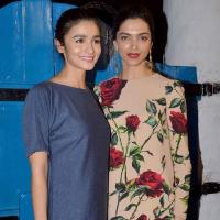 Alia and Deepika