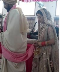 Lovey Sasan Gets Married To Long-Time Boyfriend, Koushik