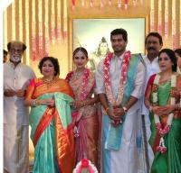 Soundarya and Vishagan
